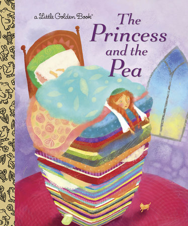 The Princess and the Pea by Golden Books