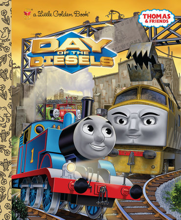 Day of the Diesels (Thomas & Friends) by Rev. W. Awdry