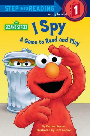 I Spy (Sesame Street) by Caitlin Haynes