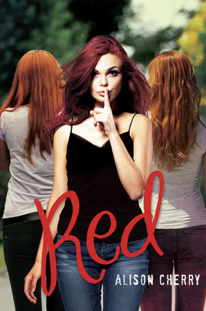Red by Alison Cherry