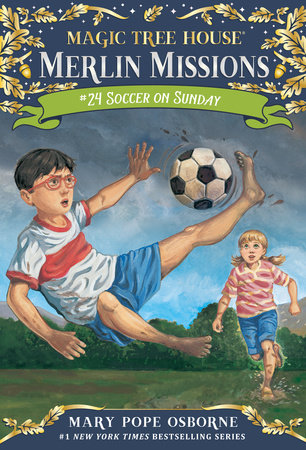 Soccer on Sunday by Mary Pope Osborne