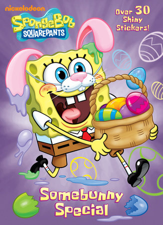 Somebunny Special (SpongeBob SquarePants) by Golden Books