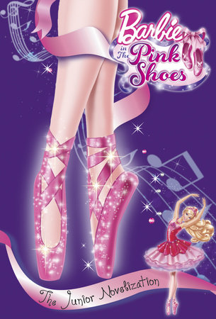 Barbie in the Pink Shoes Junior Novelization (Barbie) by Molly McGuire Woods