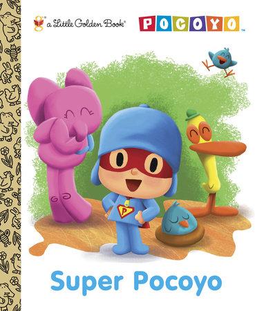 Super Pocoyo (Pocoyo) by Kristen L. Depken