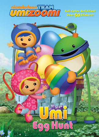Umi Egg Hunt (Team Umizoomi) by Golden Books