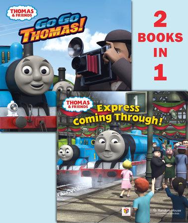 Go Go Thomas!/Express Coming Through! (Thomas & Friends) by Rev. W. Awdry