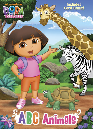 ABC Animals (Dora the Explorer) by Golden Books
