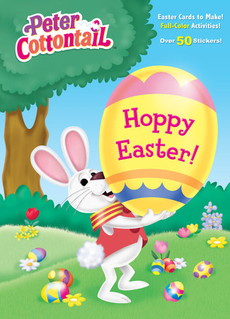Hoppy Easter! (Peter Cottontail) by Mary Man-Kong