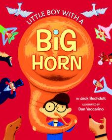 Little Boy with a Big Horn