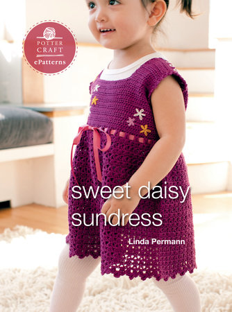 Sweet Daisy Sundress by Linda Permann