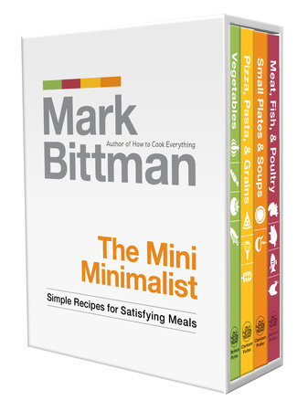 The Mini Minimalist by Mark Bittman