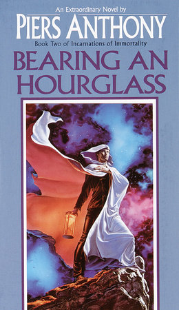 Bearing an Hourglass by Piers Anthony