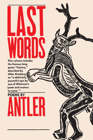Last Words by Antler