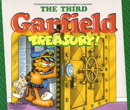 The Third Garfield Treasury! by Jim Davis