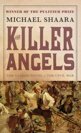 THE KILLER ANGELS Book Cover Picture