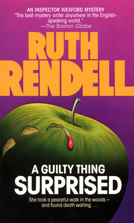 GUILTY THING SURPRISED by Ruth Rendell