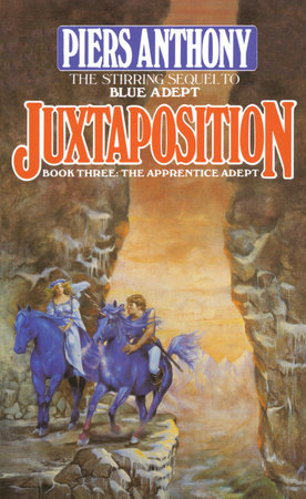 JUXTAPOSITION by Piers Anthony