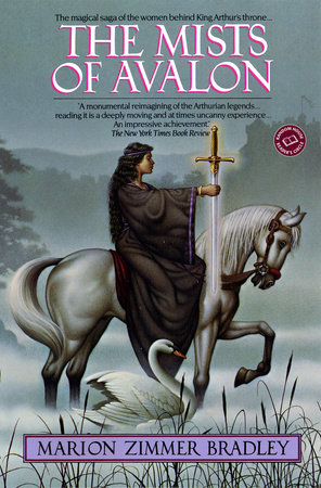 The cover of the book The Mists of Avalon