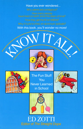 Know It All! by Ed Zotti