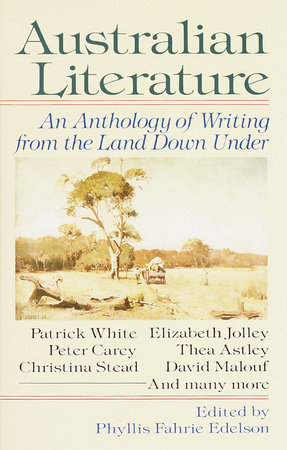 Australian Literature by Phyllis F. Edelson