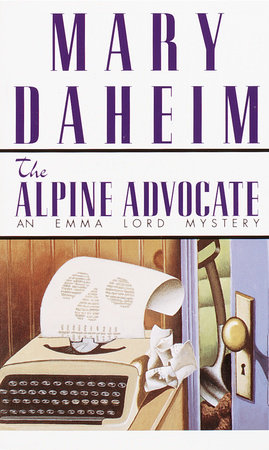 Alpine Advocate by Mary Daheim
