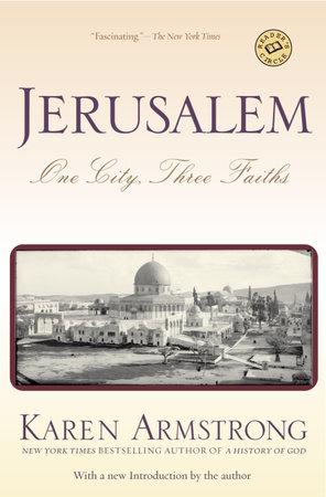 Jerusalem by Karen Armstrong