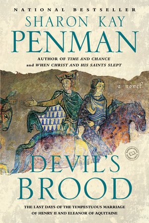 Devil's Brood by Sharon Kay Penman