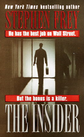 The Insider by Stephen Frey