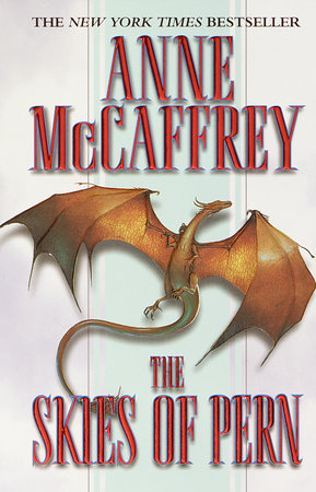 The Skies of Pern by Anne McCaffrey