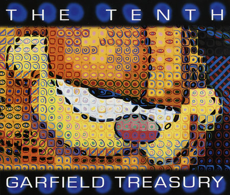 The Tenth Garfield Treasury by Jim Davis