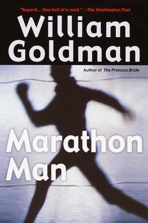 Marathon Man Book Cover Picture