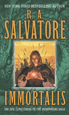 Immortalis by R.A. Salvatore