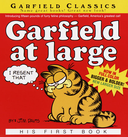Garfield at Large by Jim Davis