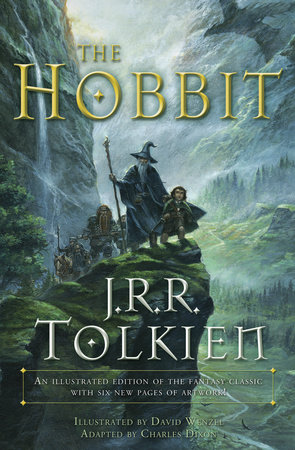 The Hobbit (Graphic Novel) by J.R.R. Tolkien