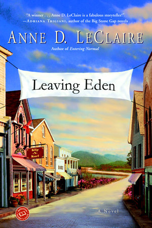Leaving Eden by Anne Leclaire
