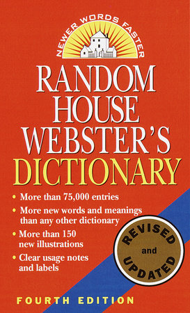 Random House Webster's Dictionary by Random House