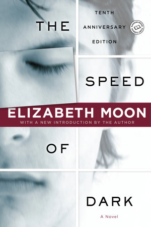 The cover of the book The Speed of Dark