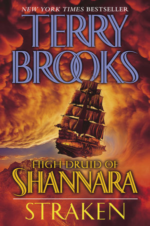 High Druid of Shannara: Straken by Terry Brooks