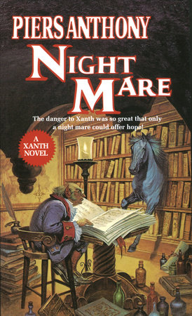 NIGHTMARE by Piers Anthony