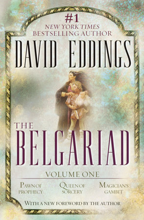 The cover of the book The Belgariad (Vol 1)