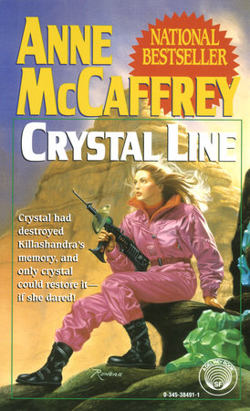 Crystal Line by Anne McCaffrey