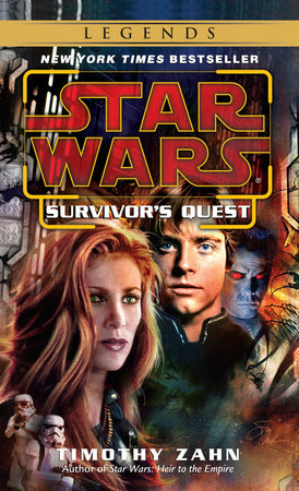 Survivor's Quest: Star Wars Legends by Timothy Zahn