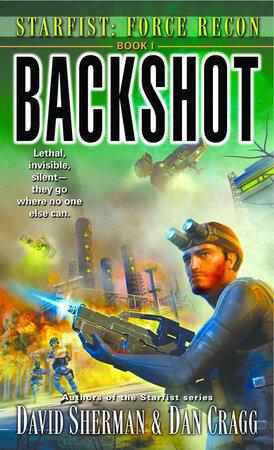 Backshot by David Sherman and Dan Cragg