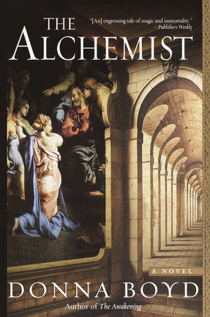 The Alchemist by Donna Boyd