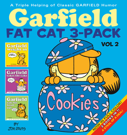 Garfield Fat Cat 3-Pack #2 by Jim Davis