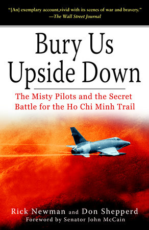 Bury Us Upside Down by Rick Newman and Don Shepperd