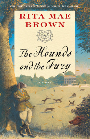The Hounds and the Fury by Rita Mae Brown
