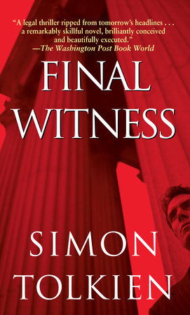 Final Witness by Simon Tolkien