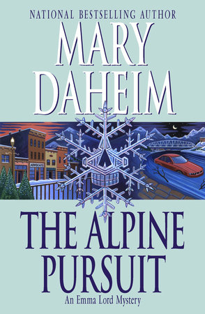 The Alpine Pursuit by Mary Daheim