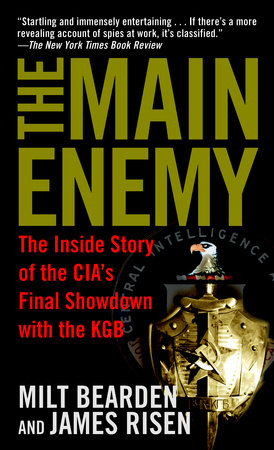 The cover of the book The Main Enemy
